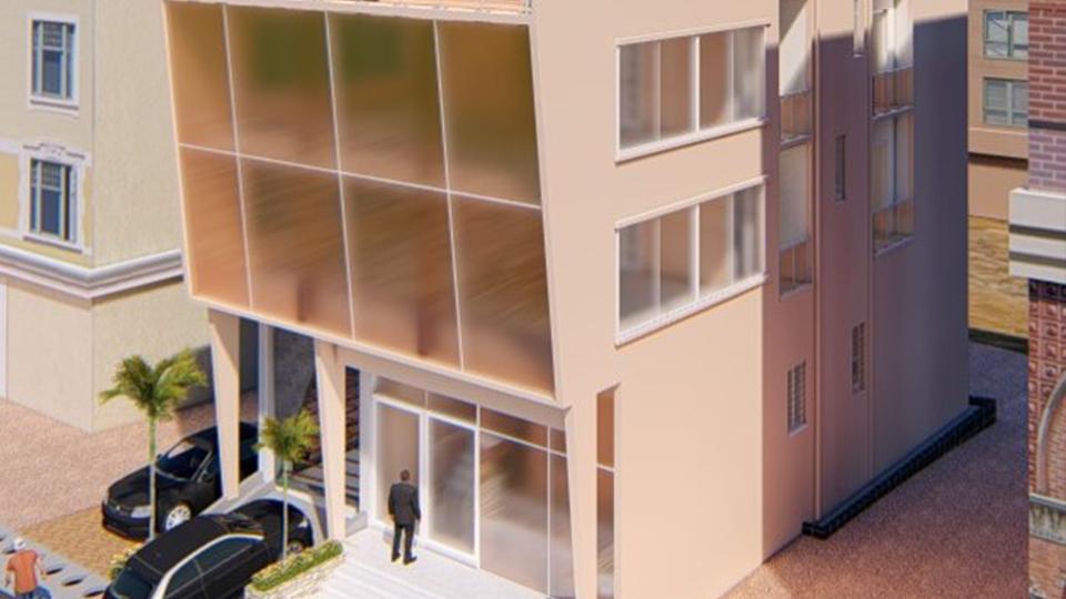 Projet de construction d'un immeuble de 07 étages avec sous-sol – MOUNDOUROU
